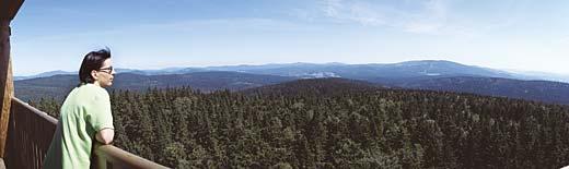 Urlaub in der Dreiländerregion Bayern, Böhmen, Österreich